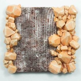 2014, ceramic, 10x10x2