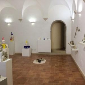 Final exhibition Summer 2018: Doug Herren & Kukuli Velarde, Debbey Watson & Natasha Dikavera