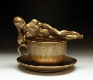 """Wesley Harvey, """"1 man 1 cup"""""""
