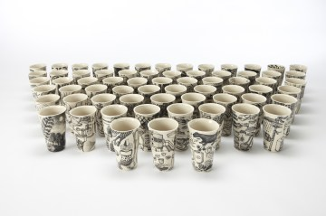 created during the Art/Industry residency at John Michael Kohler Art Center in Sheboygan, Wisconsin