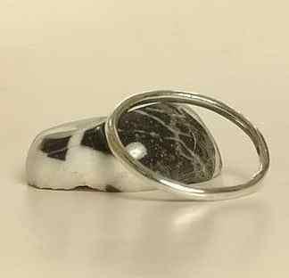 anneau argent Femme ou Homme