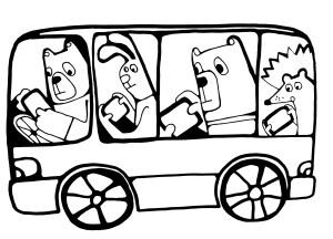 игры в дорогу, игры и поездку, занятия для детей в дороге