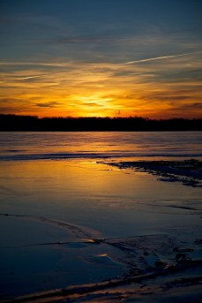 Alum Creek Sunset 2