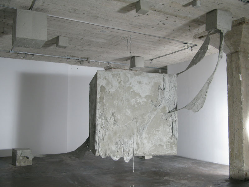 """James Sansing, """"Unified Theory"""" (partial installation view)"""