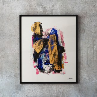 Couleur 4 - Mimmo Scali - 2019