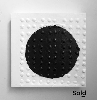 black subject - SOLD