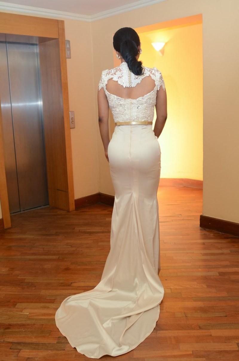 toke makinwa dress