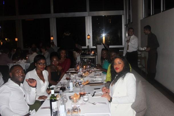 skylon dinner london