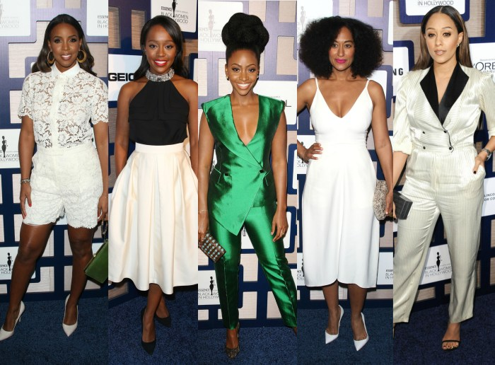 8th Annual ESSENCE Black Women In Hollywood Luncheon