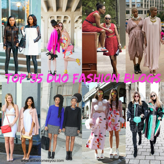 top 35 duo twin sister fashion blogs