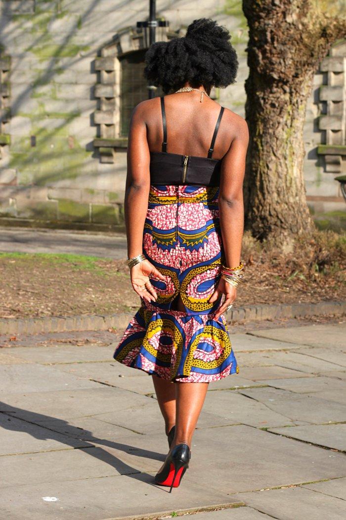 ankara outfit 1