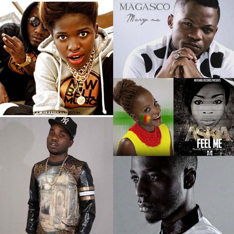 top 12 camer songs 2015 ebangha njang