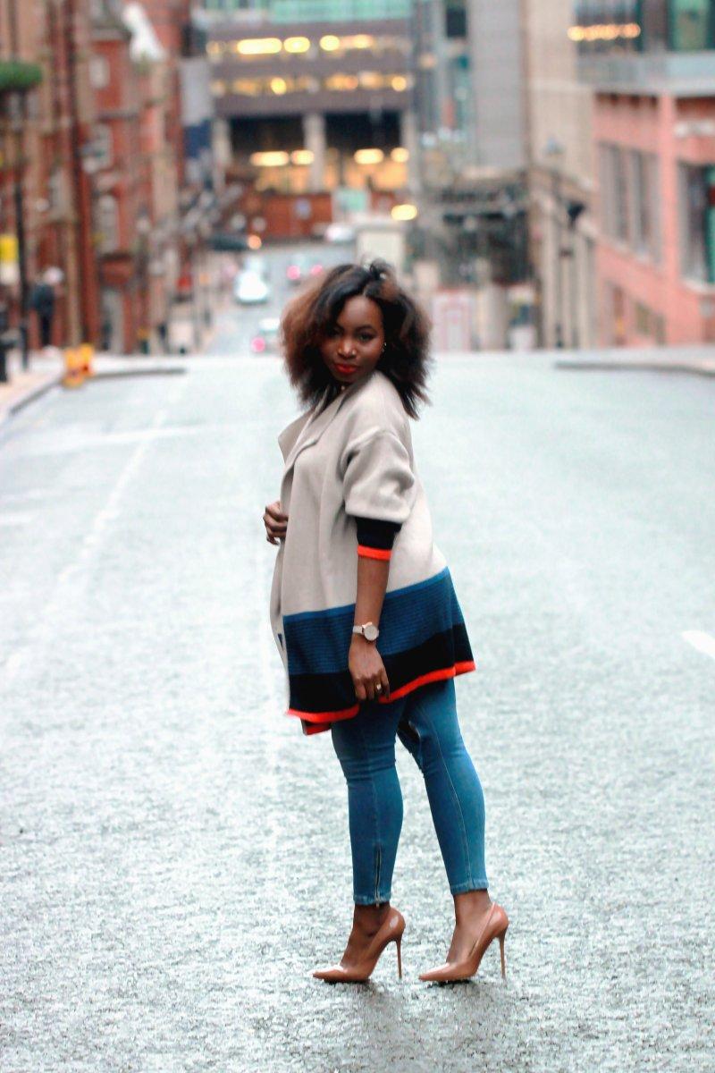 choies colourful cardigan knitwear a