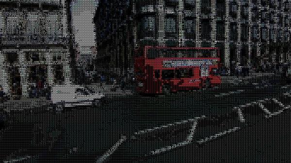 La carte StreetView en mode ASSCI ! 1