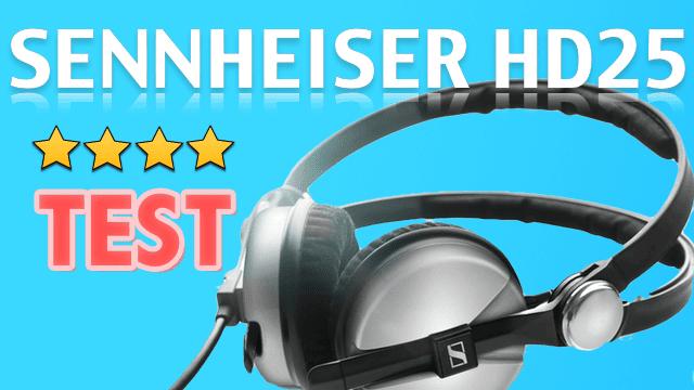 Sennheiser HD 25 Amperior