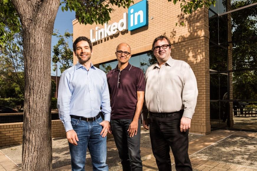 Microsoft achète LinkedIn pour 26,2 milliards de dollars ! 1