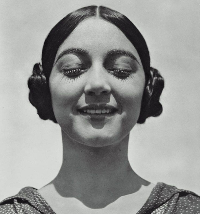 Edward Weston. 'Rose Roland (de Covarrubias)' 1926