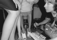 Get dressed up to celebrateDressing Up: Fashion Week NYC,the newest book by world renowned photographer Lee Friedlander. On February 5th, at 5:30pm, the Yale University Art Gallery is hosting a […]
