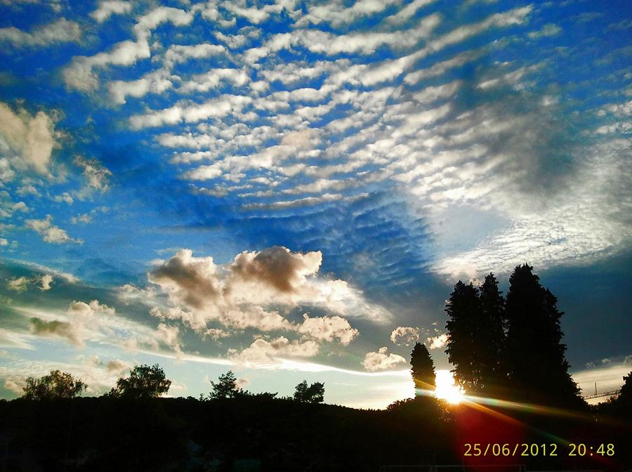 gorgoues skyscape poor camera