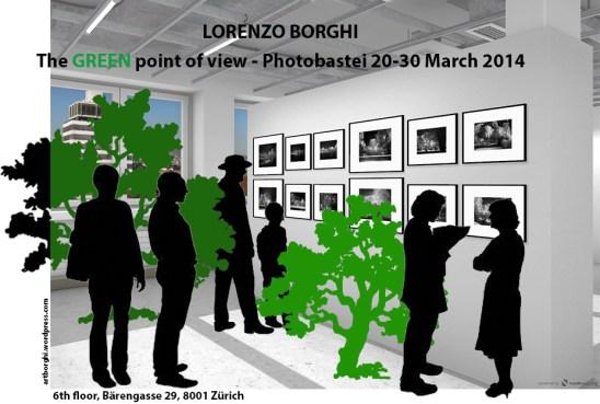 the green point of view photobastei lorenzo borghi 20 30 march 2014 artborghi address