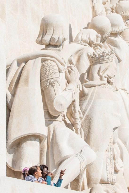 Monument to the explorers, Lisbon