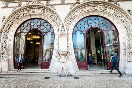 Lisbon main station