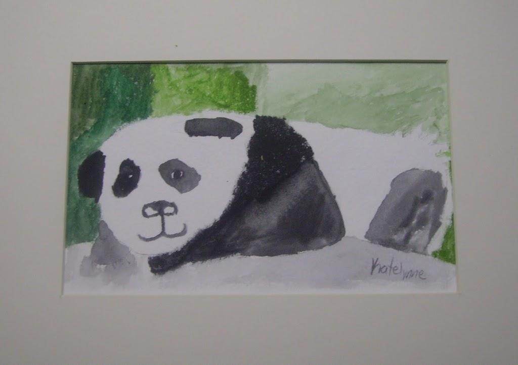 Sister's Watercolor Paintings