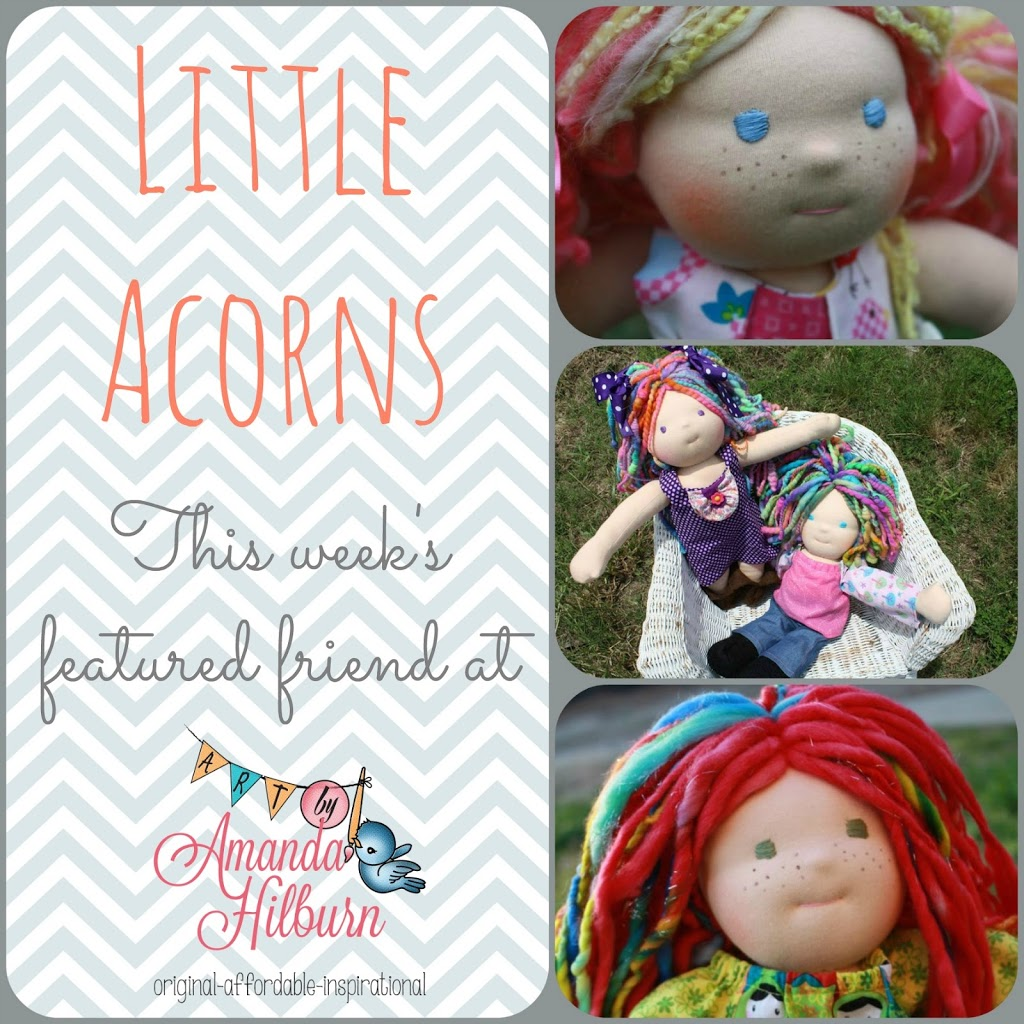 This Week's Featured Friend: Little Acorns