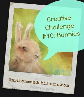 Creative Challenge #10: Bunnies