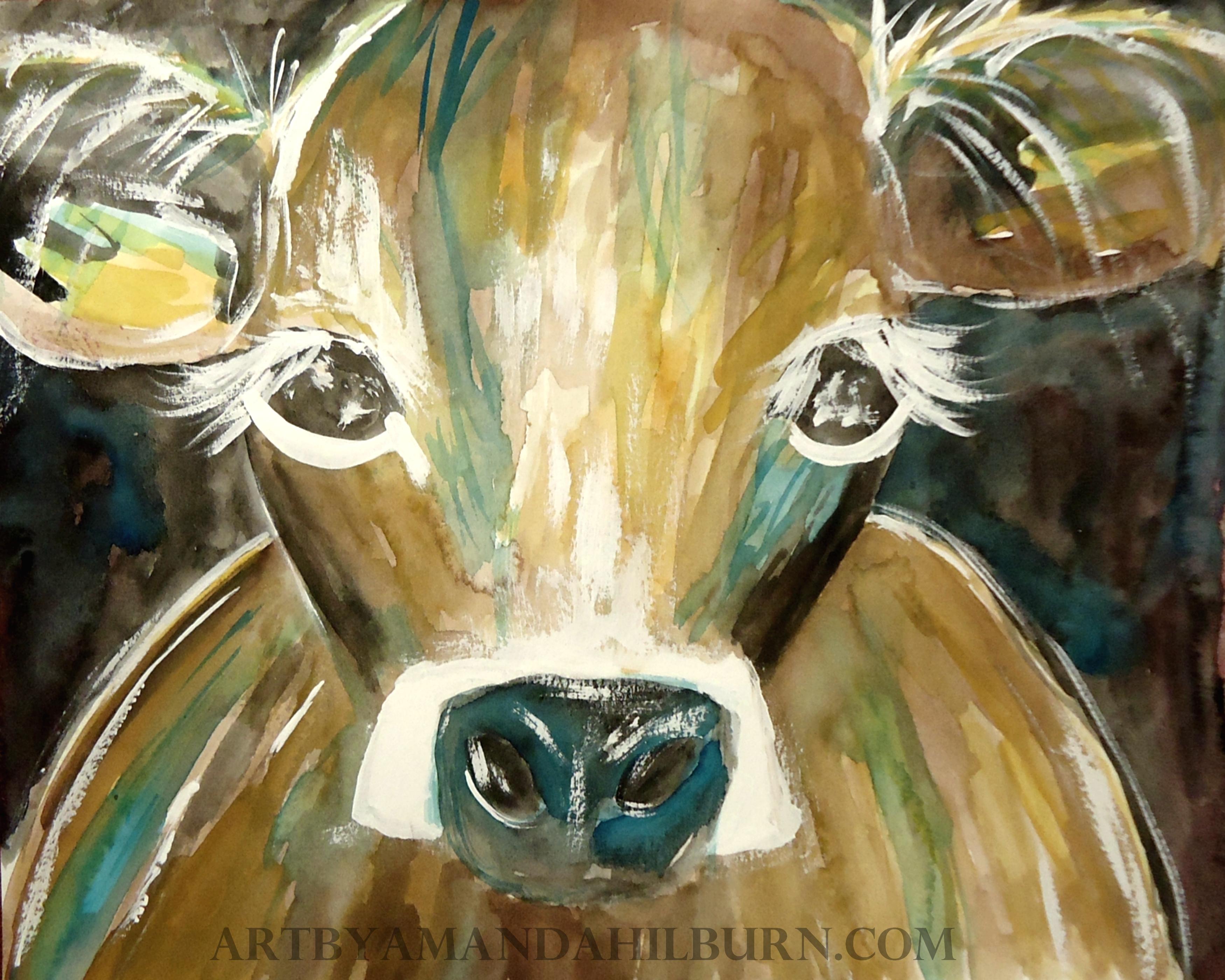 Say Hello to Josephine the Cow!