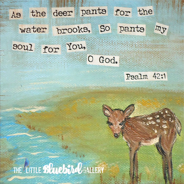 As the Deer   SOLD