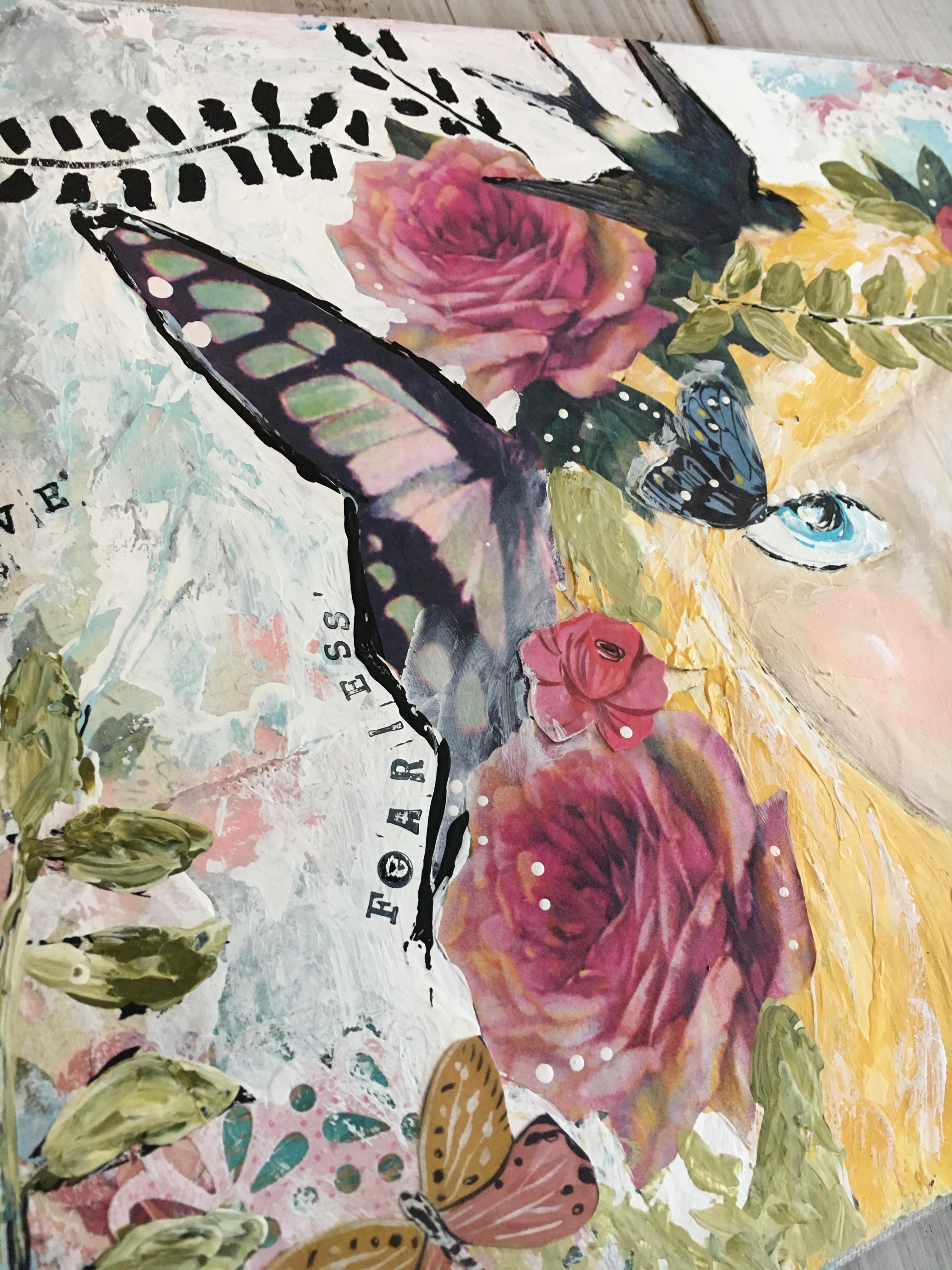 Fearless Fairy by Amanda Hilburn
