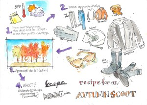2014 1012 Recipe for an autumn scoot sm