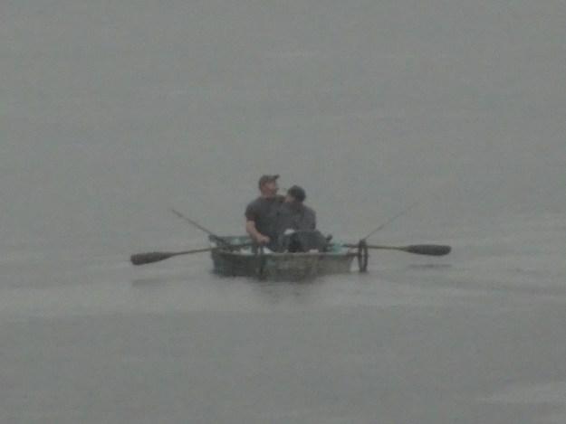 Fishing on the Pepacton Reservoir