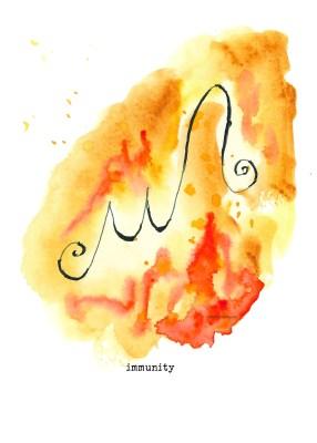 biogeometry - immunity