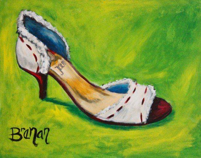 Shoe Du Jour