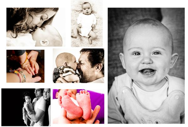 New Born Photo Shoots available with ArtbyClaire
