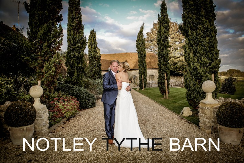 ArtbyClaire recommended Wedding Photographer for Notley Tythe Barn