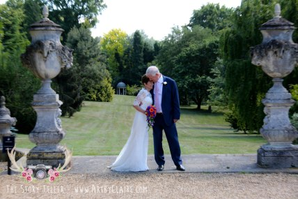 ArtbyClaire Wedding Photography at West Lodge Park Hadley Wood