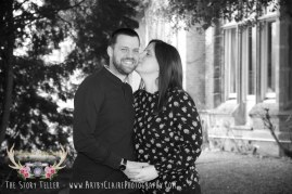 Engagement Shoot at Shendish Manor