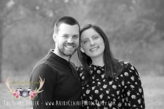 Engagement Shoot at Shendish Manor