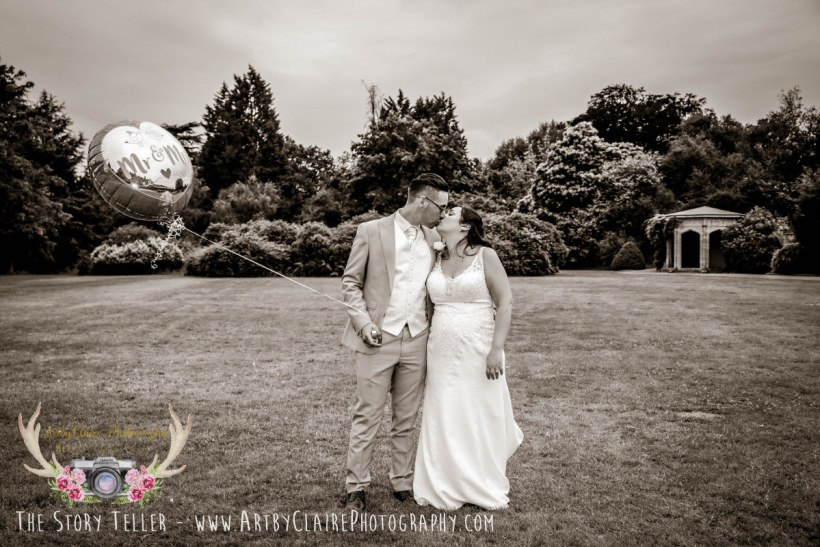 ArtbyClaire Natural Weddings, at Shendish Manor