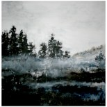 Acrylic Canvas 87x87 cm - The Forrest