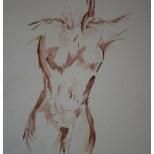 Aquarelle Paper 190g 21x29cm - She III