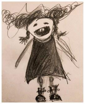 Sketch - Happy Selfie
