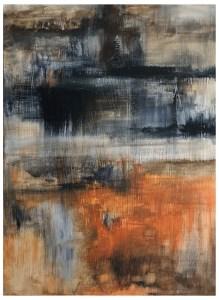 Acrylic on canvas 30x40 cm - Autumn