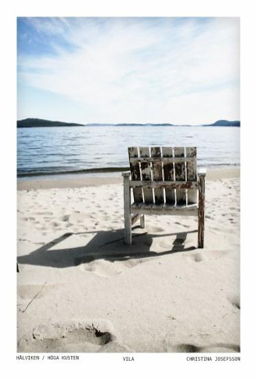 Photo Art Print Card - Vila