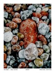 Photo Art Print Card - Granit