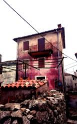 Croatia / Cres / Beli - Pink It Is