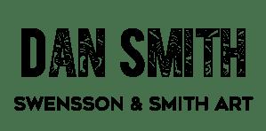 Dan Smith logo - Swensson & Smith Art